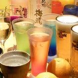 【飲み放題】種類豊富な飲み放題!【福岡県】