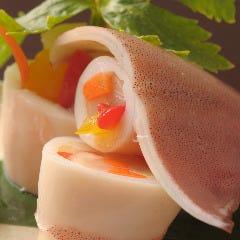 イカの野菜たっぷりピクルス「イカピク」