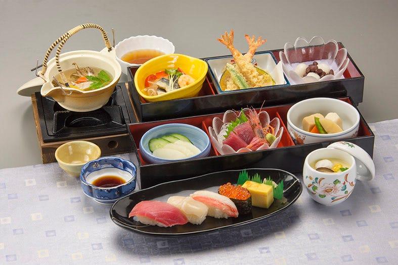 【ご法要膳すいれん】 お料理9品 3500円(税抜) 法事 ご会食