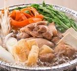 鶏塩ちゃんこ鍋