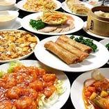 幹事様必見【オーダー式 中華料理100種食べ放題コース】1,999円(税抜)