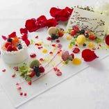 お祝いで大人気のパティシエ特製ショートケーキ