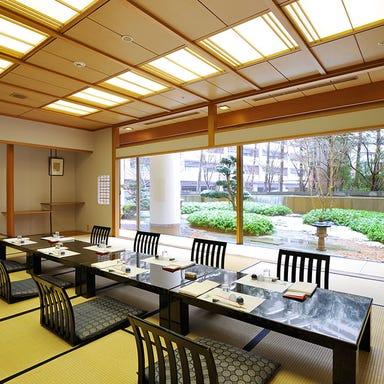 ANAクラウンプラザホテル新潟 割烹 萬代  店内の画像