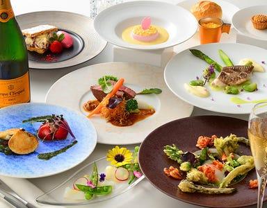 ANAクラウンプラザホテル新潟 割烹 萬代  コースの画像