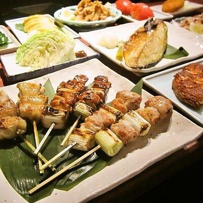 厳選食材堪能のコースは3,000円~!
