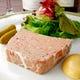 ビストロ定番料理 豚のホホ肉と鶏白レバーのパテ