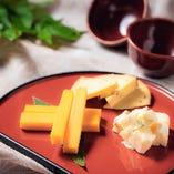 お任せチーズ盛り