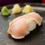 鶏あぶり寿司