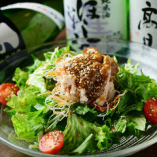 【NEW!】棒棒鶏風ゴマサラダ