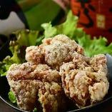 道しるべ特製 鶏の唐揚げ