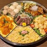 【2】〈限定10食〉道しるべ5周年オードブル!