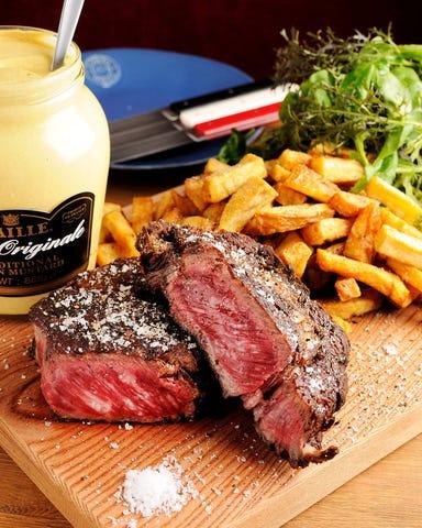 Xato burrata & steak(シャト)  こだわりの画像