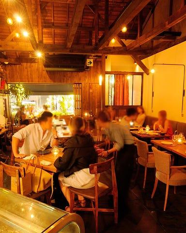 Xato burrata & steak(シャト)  店内の画像