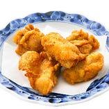 鶏もも唐揚