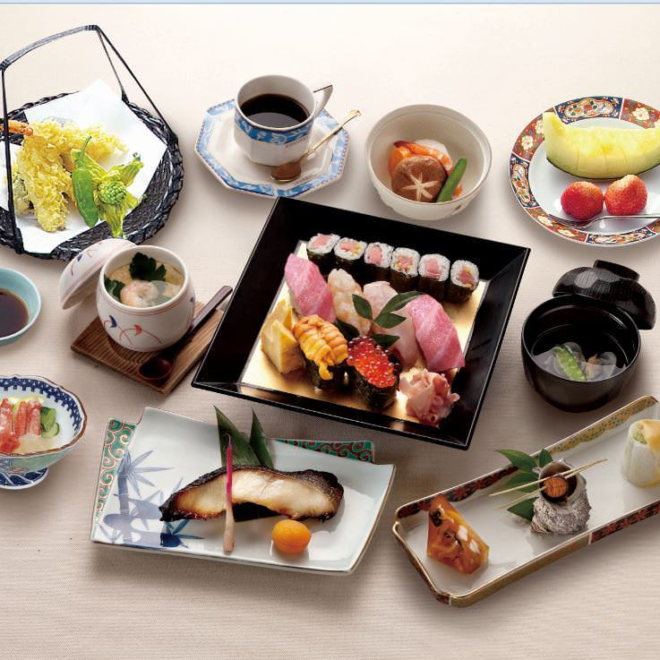 極選寿司懐石 7,000円(税抜)