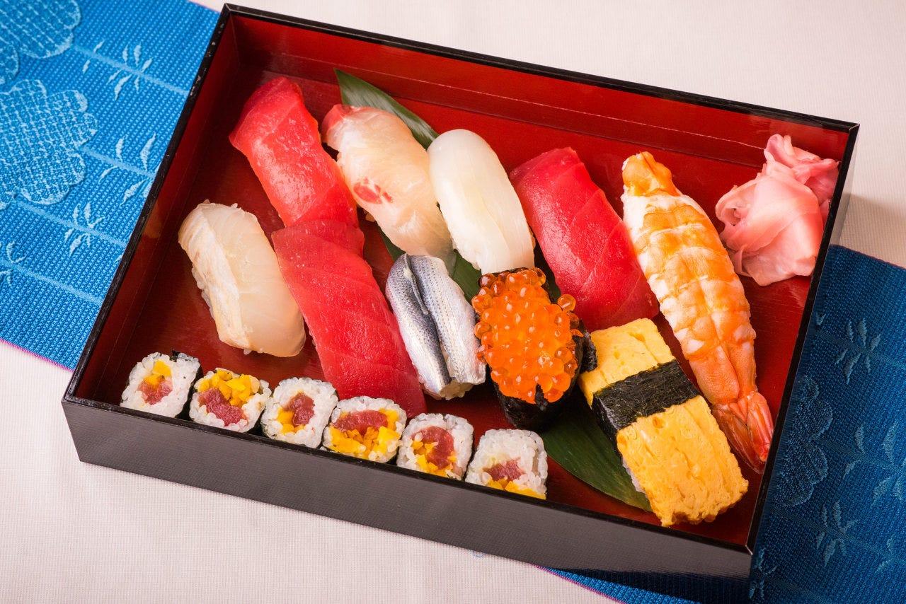 上寿司 1.5人前 2,800円(税込)