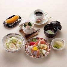 【ランチ】海鮮御膳 1,500円