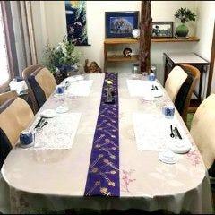 少人数様の接待や会議などで使われる優雅な個室です