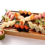 極選寿司(3人盛)