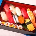 上寿司1.5人前