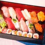 特上寿司1.5人前