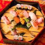 特上寿司 1.5人前