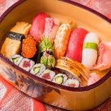 上寿司 1.5人前