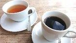 [ドリンク] 自家焙煎コーヒー/紅茶