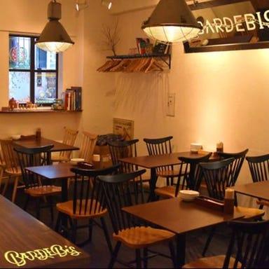 BARDEBIS バルデビス  店内の画像
