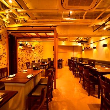 なごやめし・地酒 名古屋バル 渋谷本店 店内の画像
