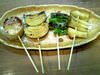 おまかせ焼き野菜4種盛り