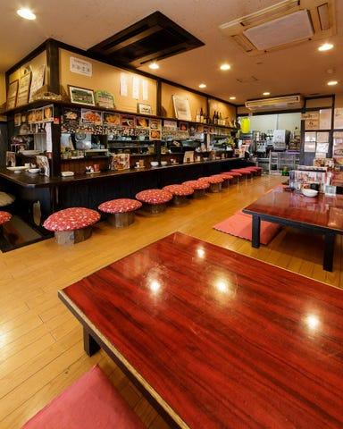 やきとり良 近江八幡店 店内の画像