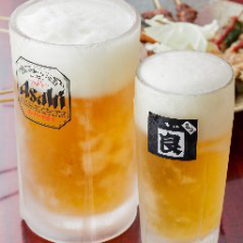 キンッキンに冷えたビールあります!