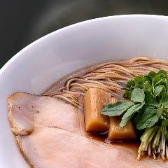 中華蕎麦 三藤