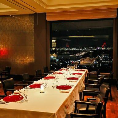 神戸ベイシェラトン ホテル&タワーズ「Kobe Grill」  店内の画像