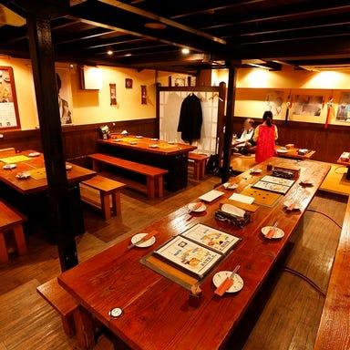 チーズタッカルビと生サムギョプサル 豚友家‐トヌガ‐ 新大久保 店内の画像