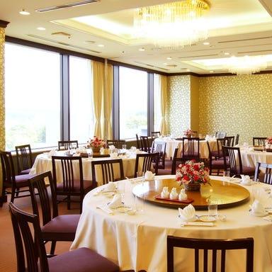 ホテルオークラレストラン多摩 チャイニーズレストラン 桃里 店内の画像