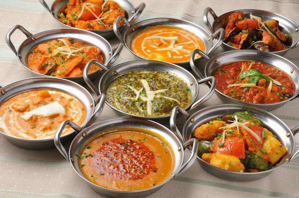 ◆本格インド・ネパール&タイ料理