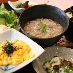 五穀米モーニング