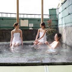 朝風呂モーニングセット