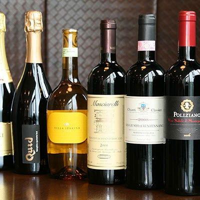 イタリアワインを飲もう!
