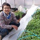 飯島さんが育てた無農薬野菜たち【長野県 契約農家ボヌムテッレ】