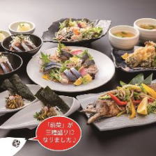 【飲み放題付き】SABARの鯖を堪能!!プレミアムとろさばプラン〈13種8品〉