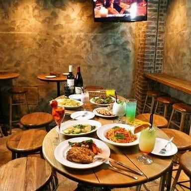 渋谷 Dining Bar UNTITLED  店内の画像