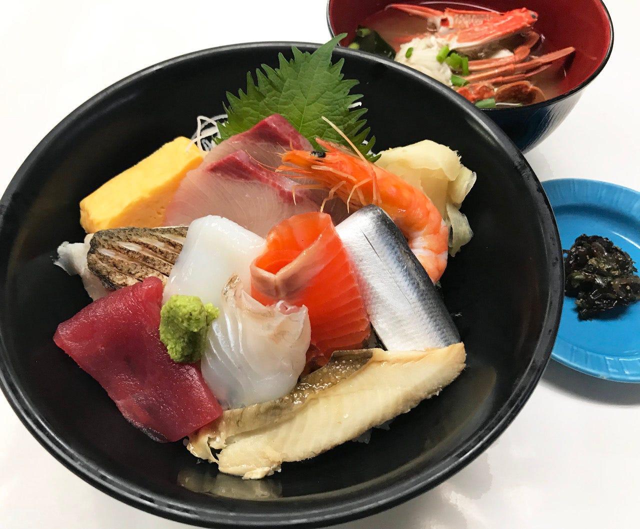 海鮮自慢の店 福浦