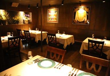 レストラン シャポー  店内の画像