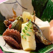 飯蛸の含め煮