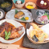 ◆お昼の特別コース 2,500円(税込)~◆ 自慢の鮮魚や熊本名物を味わう贅沢ランチ!