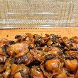赤貝の甘露煮