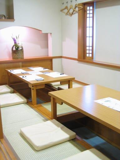 お料理とお酒 masu  店内の画像